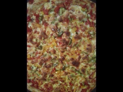 صورة  طريقة عمل البيتزا طريقة عمل البيتزا . طريقة عمل البيتزا من يوتيوب