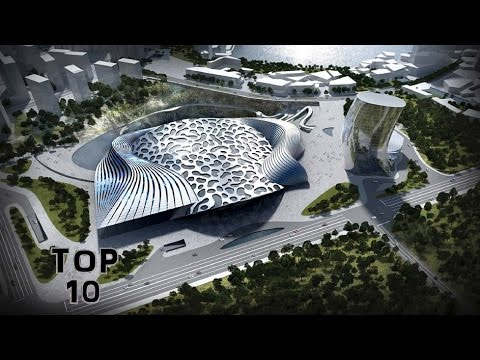 Top 10 Most Amazing Architectural Projects In World !! latest 2017 !!