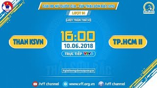FULL   THAN KSVN VS TP.HCM 1   VÒNG 6 GIẢI VĐQG NỮ CUP THÁI SƠN BẮC  VFF Channel