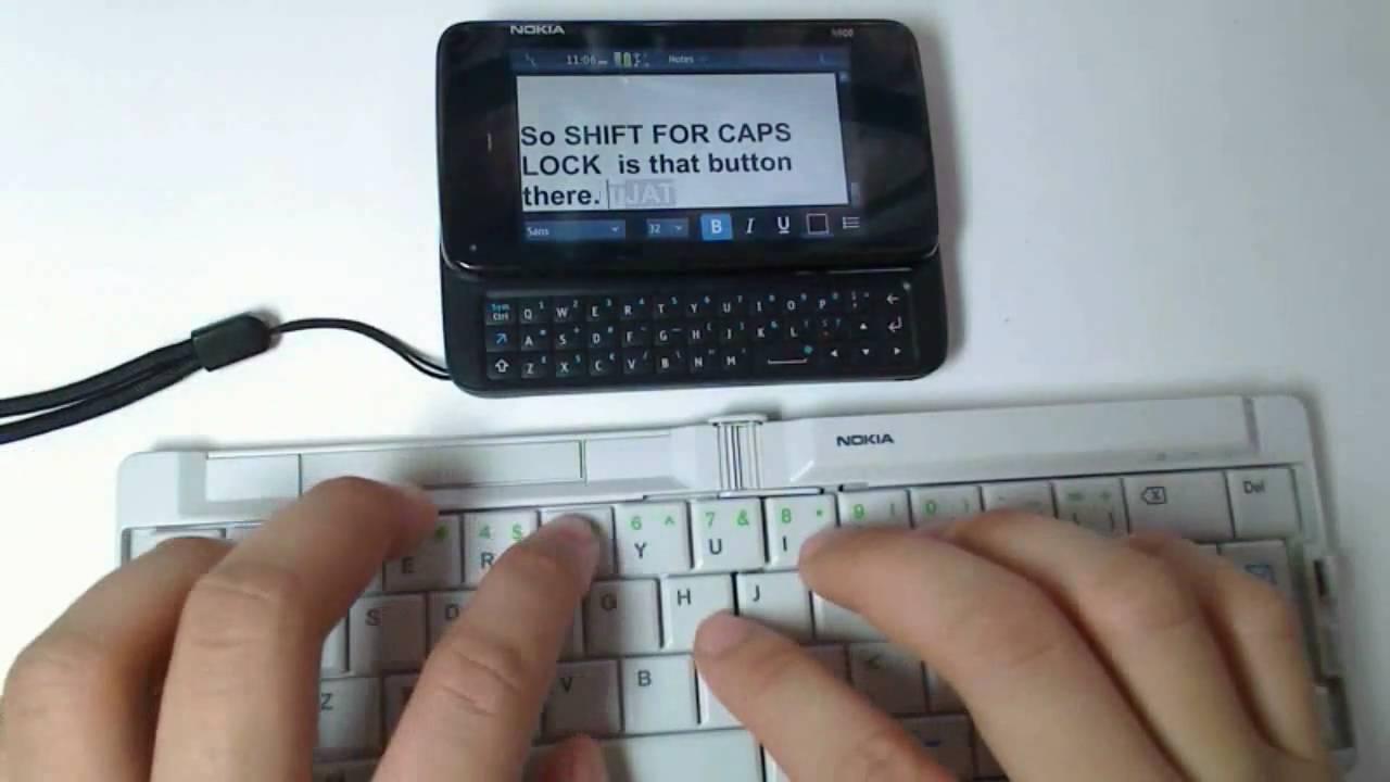 ukeyboard n900