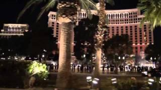 Las Vegas Strip at Night in HD