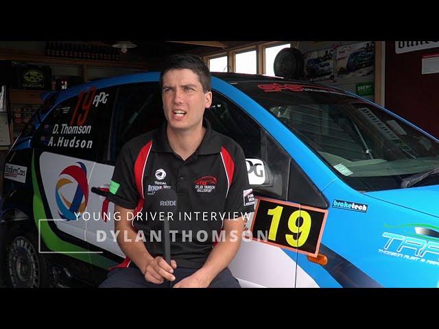 2021 NZRC | JUNIOR DRIVER INTERVIEW - Dylan Thomson