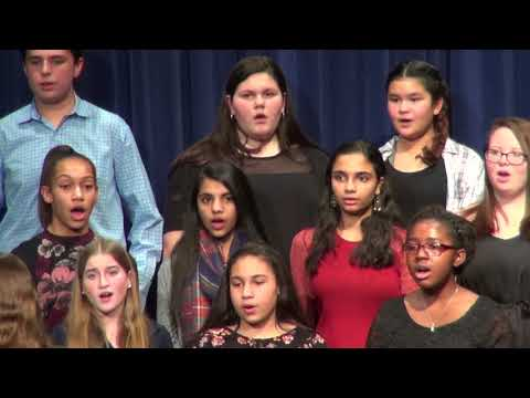 O'Donnell Middle School 7th & 8th Grade Winter Chorus Concert (2018)