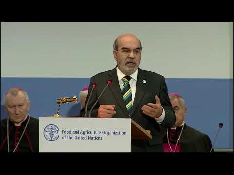 World Food Day 2017 - speech by FAO Director-General José Graziano da Silva