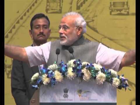 Shri Narendra Modi explains how Technology usage can lead to proper governance