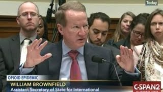 Federal Officials Testify Before Congress On Fentanyl Addiction And Trafficking