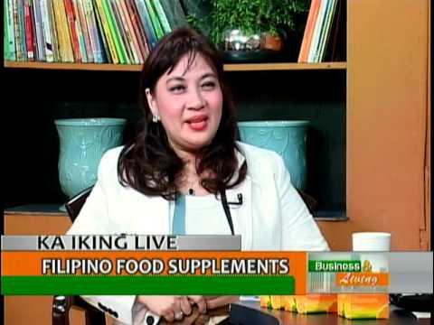 Tita Mega C @ Ka Iking's Live Interview Part 2
