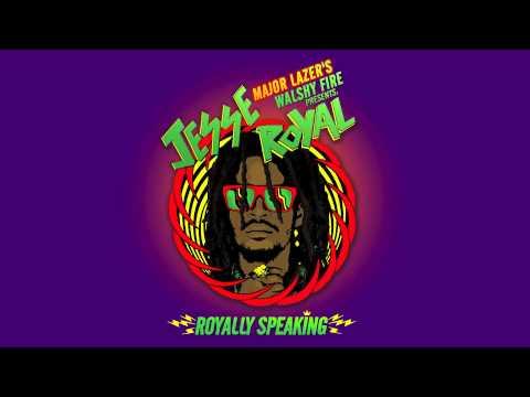 Jesse Royal - Gimme Likkle Herb (Royally Speaking Mixtape)   Major Lazer's Walshy Fire Presents