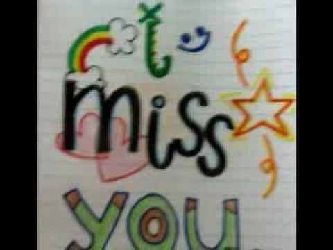 I Miss You ~by Aaron~