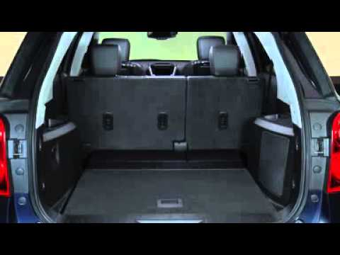 does the 2010 chevy equinox have 3rd row seating. Black Bedroom Furniture Sets. Home Design Ideas