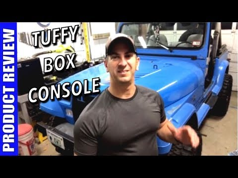 Tuffy Box Stereo Console Jeep YJ Product Review