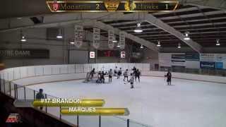 Monarchs vs Hawks  City Finals Game 2