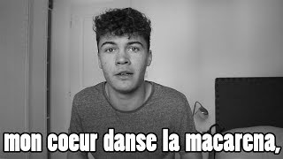"J'INTERPRÈTE ""DAMSO - MACARENA"" - Paul Gz"