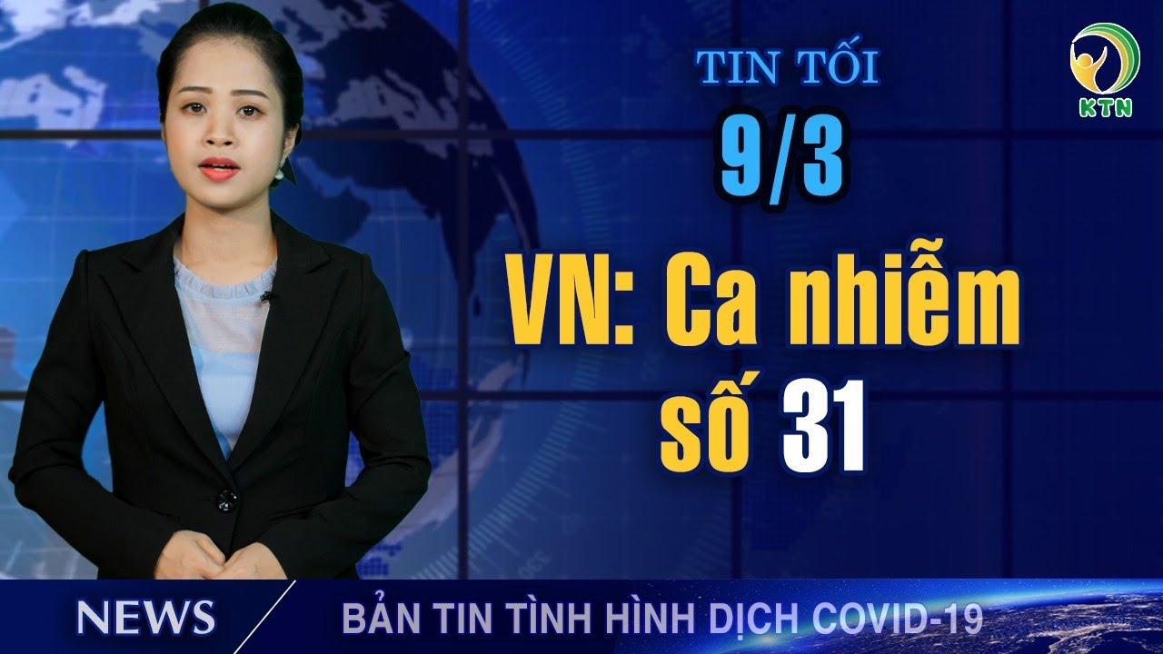 """Cập nhật dịch Covid-19 (9/3): Virus """"phủ"""" 109 nước + lãnh thổ; hàng ngàn người Ý tháo chạy"""