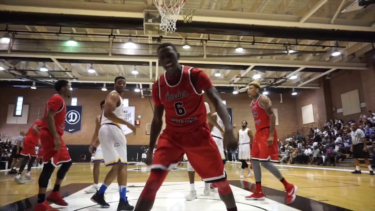 32d9dd4b0b4 The Drew League: 'No Excuse, Just Produce'
