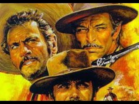 The Devil's Backbone (Western Movie, Full Length, English, Spaghetti Western) cowboyfilm, watchfree