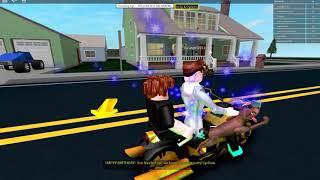 JM Roblox Ride juego