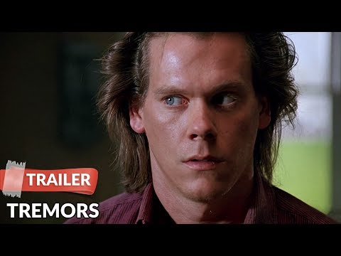 Tremors 1990 Trailer   Kevin Bacon   Fred Ward