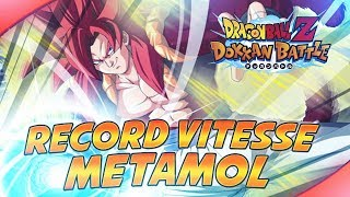 DBZ DOKKAN BATTLE FR | SPEEDRUN | ON EXPLOSE NOTRE RECORD EN METAMOL SUR LE NEO BOSS RUSH!