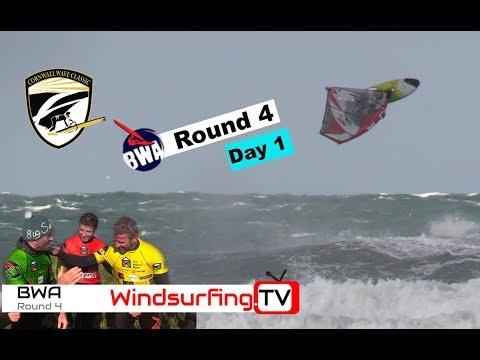BWA - Round 4 - Cornwall Wave Classic 2018 - Day 1