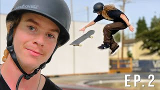 THE MOST CREAT VE SKATER  N THE WORLD ANDY ANDERSON EP. 2 OF 26