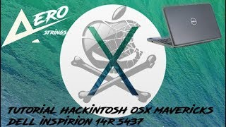 Dell hackintosh laptop