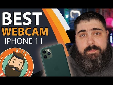 How To Use Your Phone As A Webcam In OBS | Iphone / Android Webcam (2020)