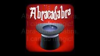 Abracadabra song