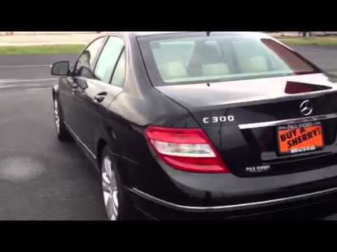 2009 mercedes benz c class c300 sedan for sale by dealer for Mercedes benz dayton ohio