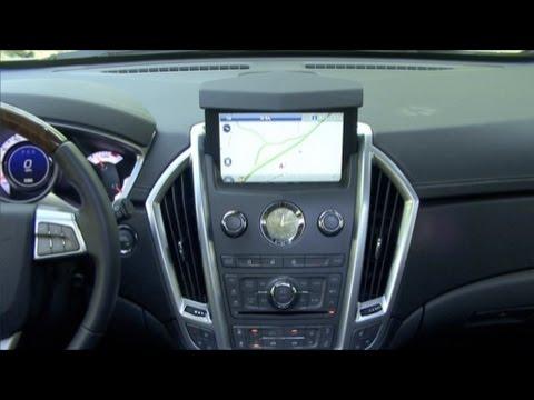 2010 Cadillac SRX   Interior Features Nice Design