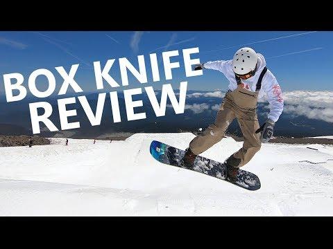 Lib Tech Box Knife Snowboard Review