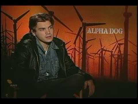 EMILE HIRSCH IS LEADER OF THE PACK