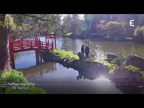 L'art du jardin japonais : le parc oriental de Maulévrier en Anjou