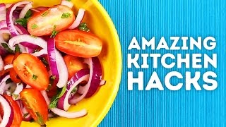 5 AMAZING kitchen hacks that will benefit any home cook l 5-MINUTE CRAFTS