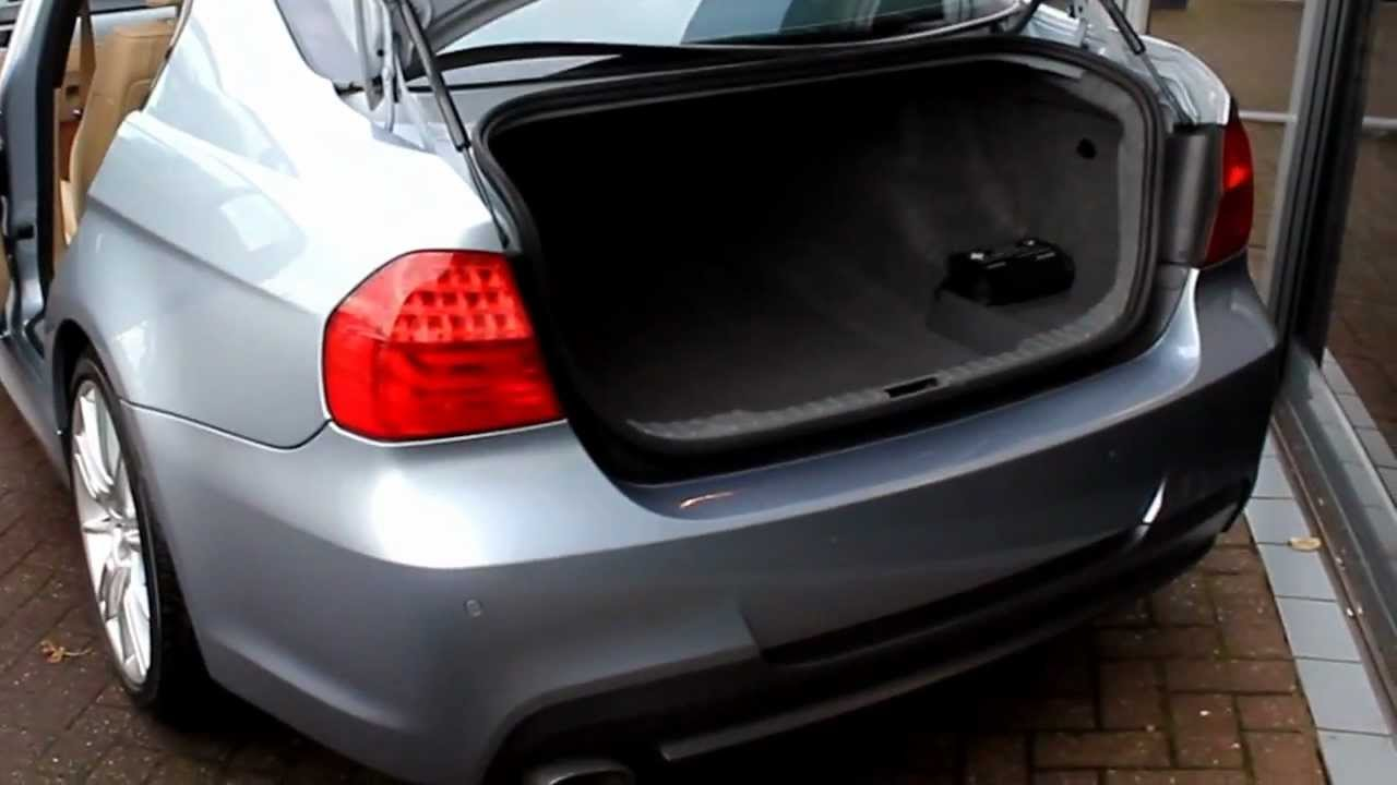 Bmw 320d Finished In Bluewater At Rix Motor Company Youtube