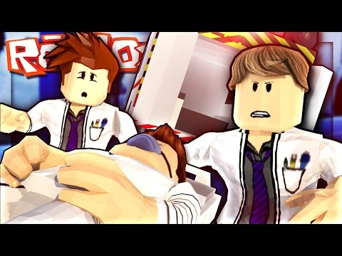 EMERGENCY SURGERY IN ROBLOX!   Roblox Hospital