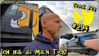 Ich hab da mal'n Tick! / Truck diary #294