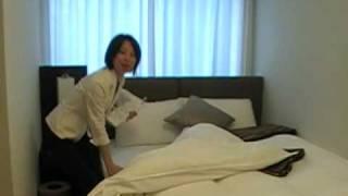 プラティーヌ西新宿 玄関からお部屋紹介