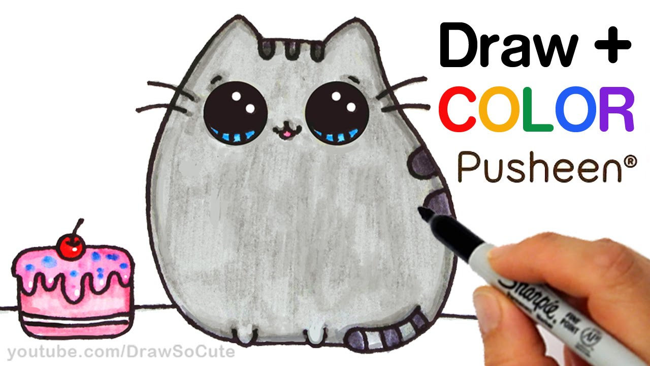 how to draw color