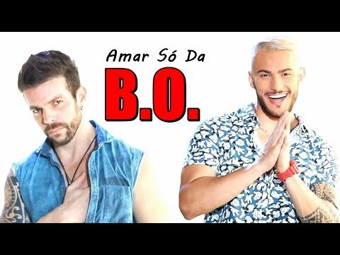 Amar Só Da B.O. - Caio e Calefe (Clipe Oficial)