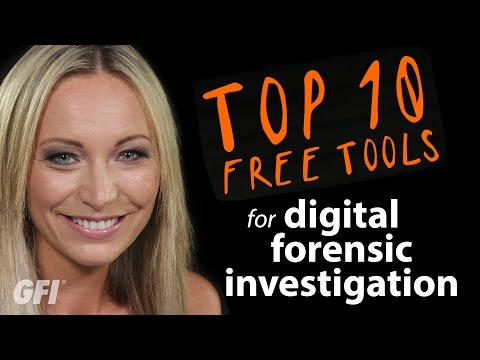 Top 10 free tools for digital forensic investigation