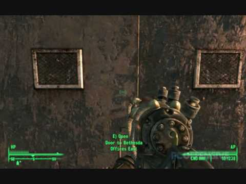 Fallout 3 How To Find The Lockpick Bobblehead Location