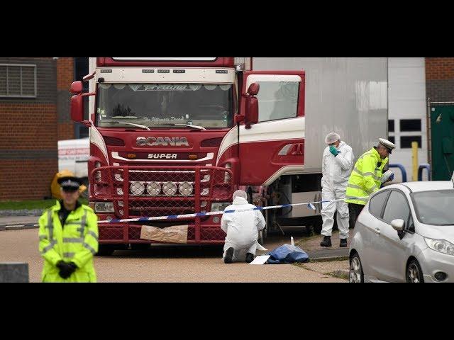 TODESLASTER: Leichenfund in England stellt Ermittler vor Rätsel