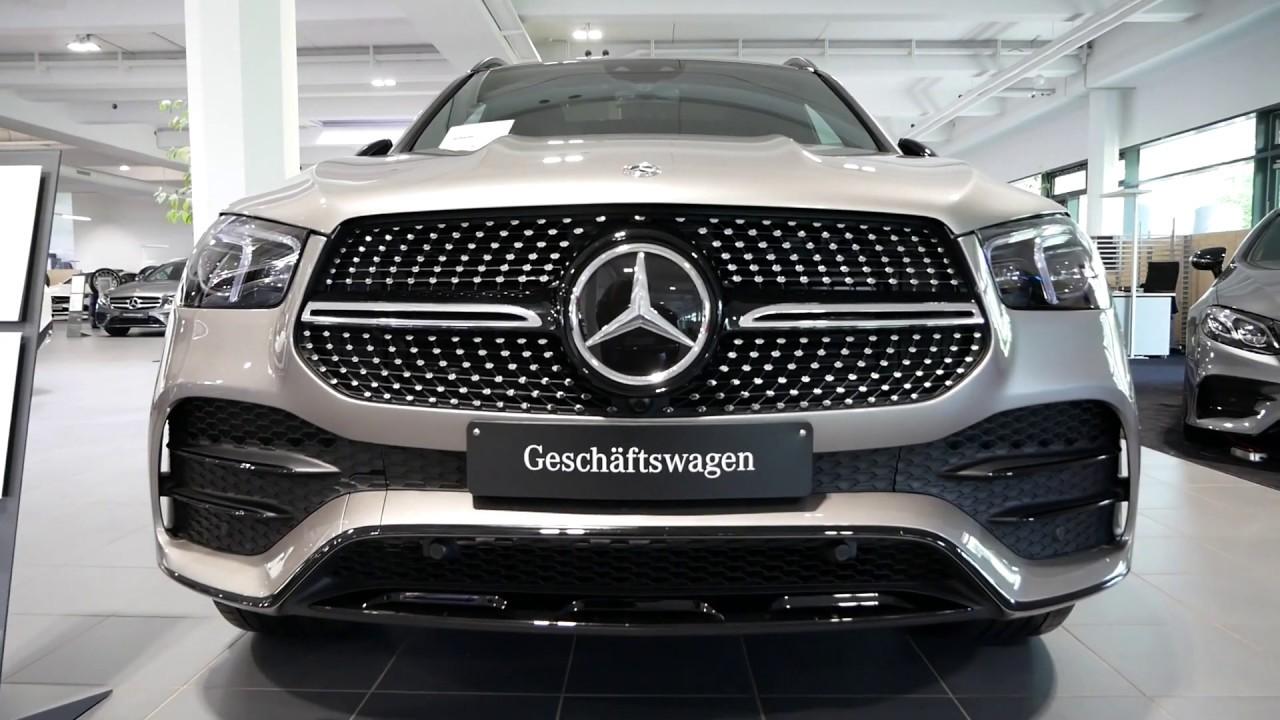 2020 New Mercedes GLE 300 d Exterior - YouTube