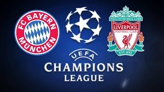 Bayern Munich - Liverpool | Octavos de final (VUELTA) | UEFA Champions League