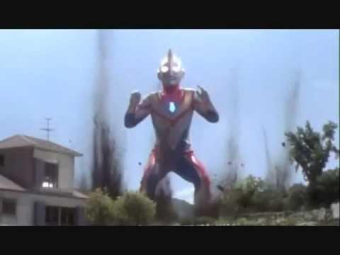 Ultraman Dyna vs Arwon