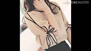 Korean Fashion Stylish Shirt Designs