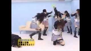 2008年9月5日放送。CSエンタ371 「AKB48+10!」最終回 出演:旧チームB 浦野...