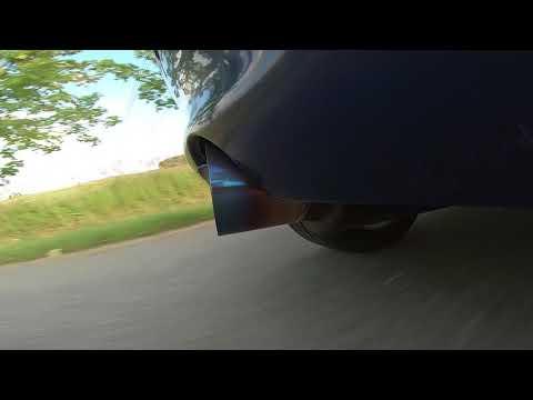 Peugeot 206 1.6 XS 110HP WM SPORT EXHAUST ( HERO6BLACK )