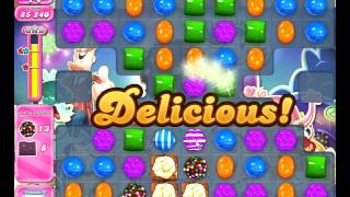 Candy Crush Saga Level 1401 Hacked